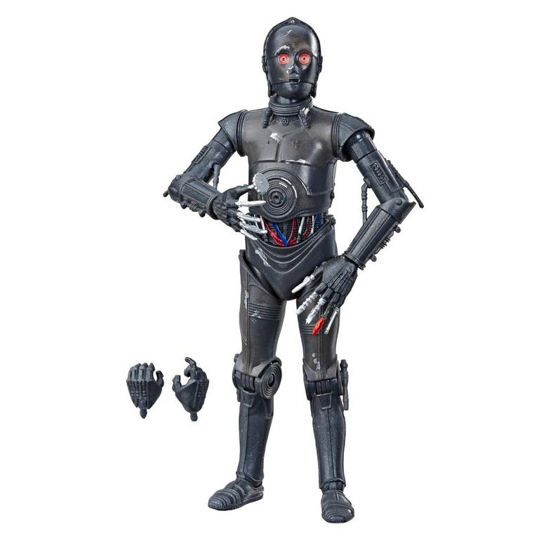 Star Wars Doctor Aphra Comics 0-0-0 (Triple Zero) The Black Series Action Figure