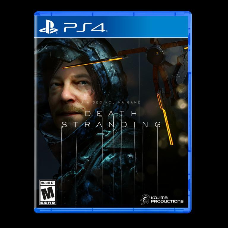 Death Stranding Sony Interactive Entertainment