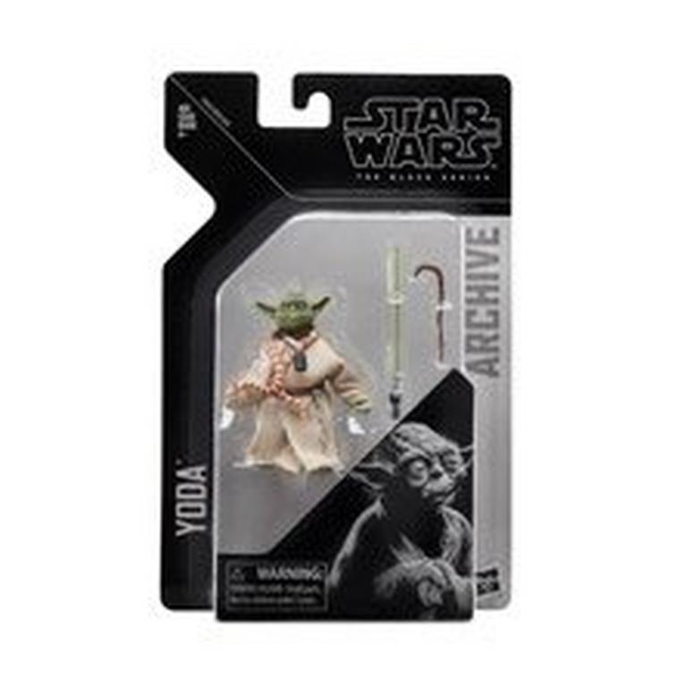 Star Wars Yoda The Black Series Archive Action Figure