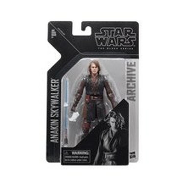 Star Wars Anakin Skywalker The Black Series Archive Action Figure