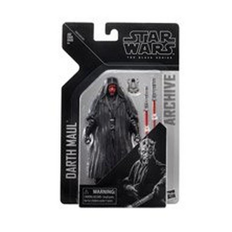 Star Wars The Black Series Archive - Darth Maul 6-Inch Scale Figure
