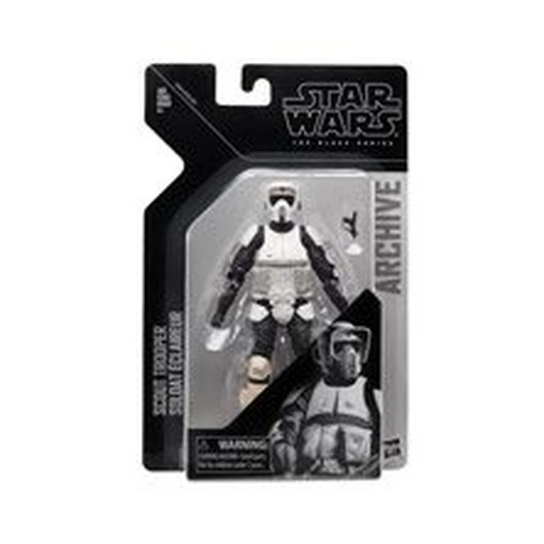 Star Wars Biker Scout Trooper The Black Series Archive Action Figure