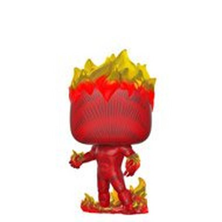 POP: Marvel: Marvel 80th Human Torch