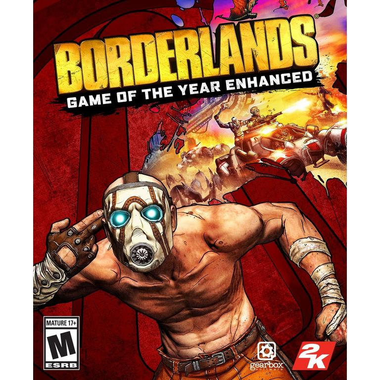 Borderlands: Game of the Year Enhanced Edition