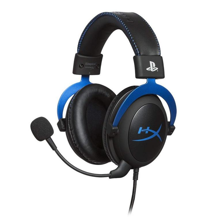 Cloud Wired Gaming Headset for PlayStation 4