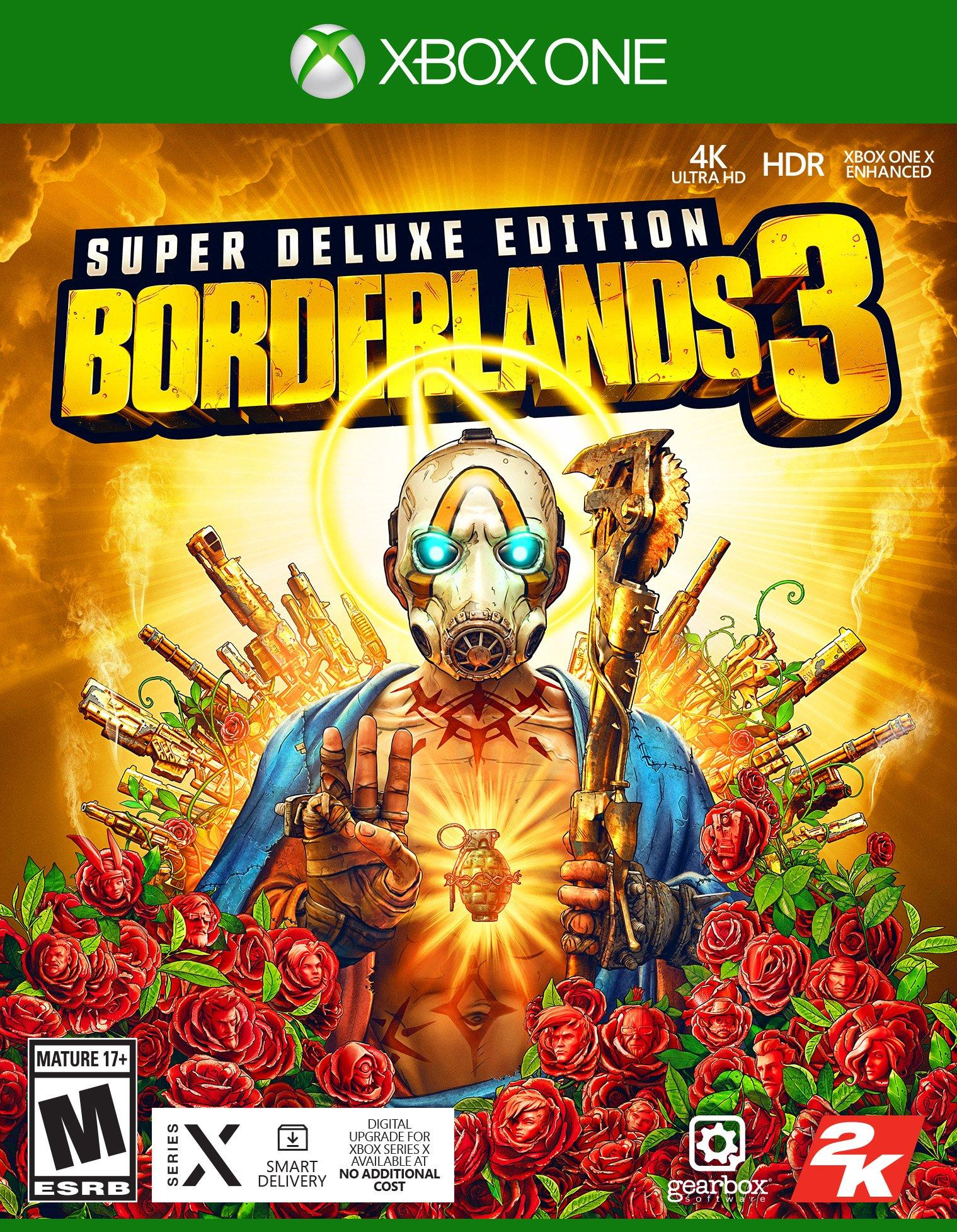 gamestop borderlands 3