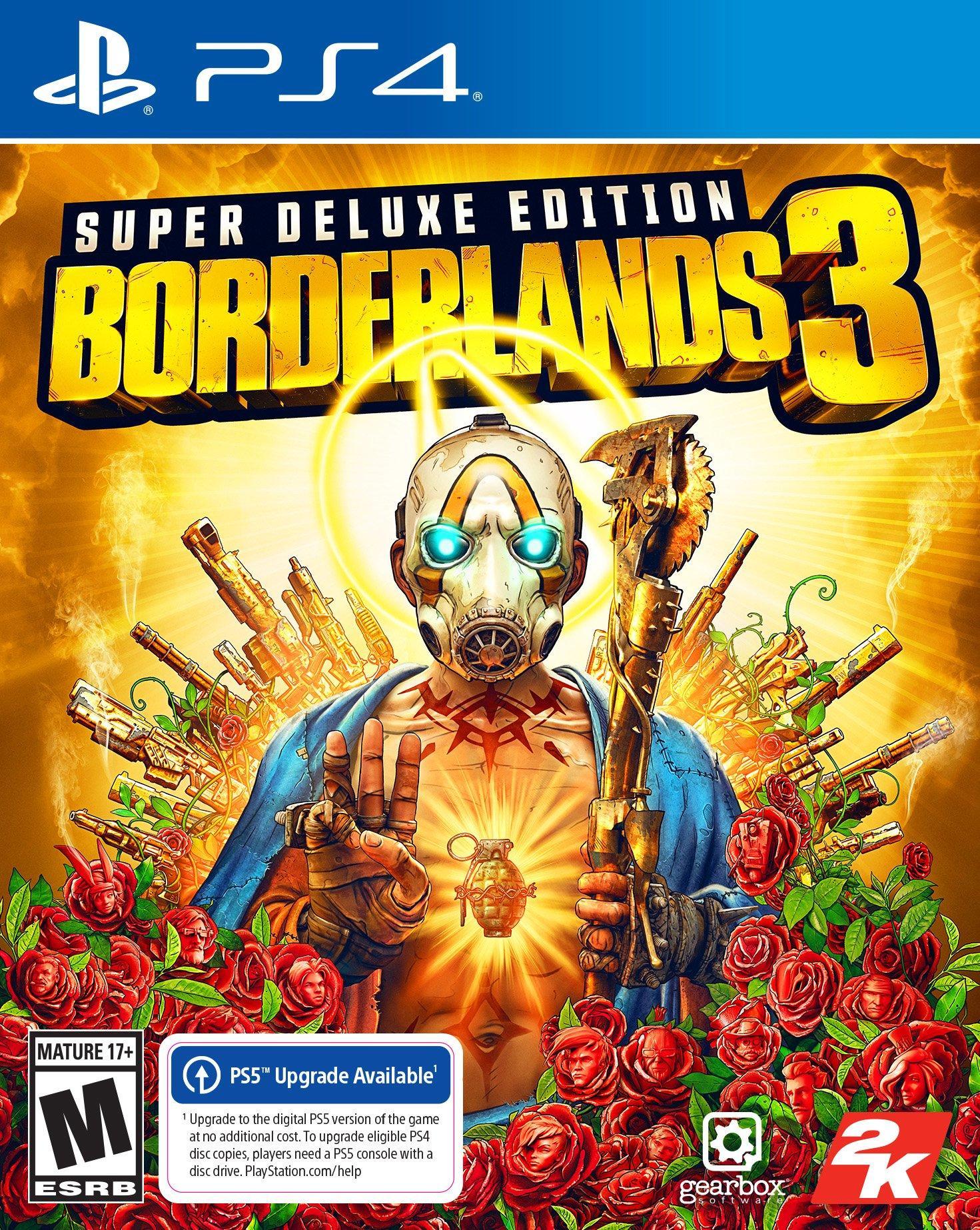 Borderlands 3 Super Deluxe Edition | PlayStation 4 | GameStop