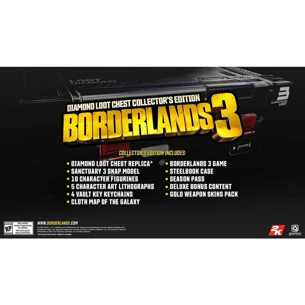 Borderlands 3 Collectors Edition Only at GameStop | PlayStation 4 | GameStop