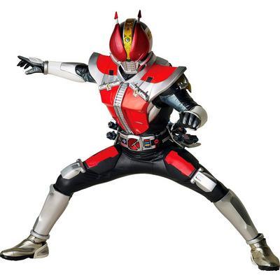 Kamen Rider Den-O Statue