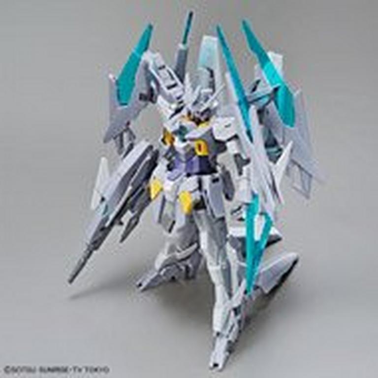 Gundam AgeII Magnum SV ver. Kyoya Kujo's Mobile Suit High Grade Model Kit