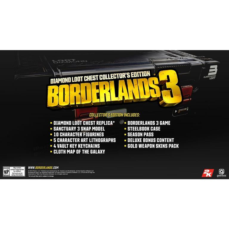 Borderlands 3 Collector's Edition Only at GameStop