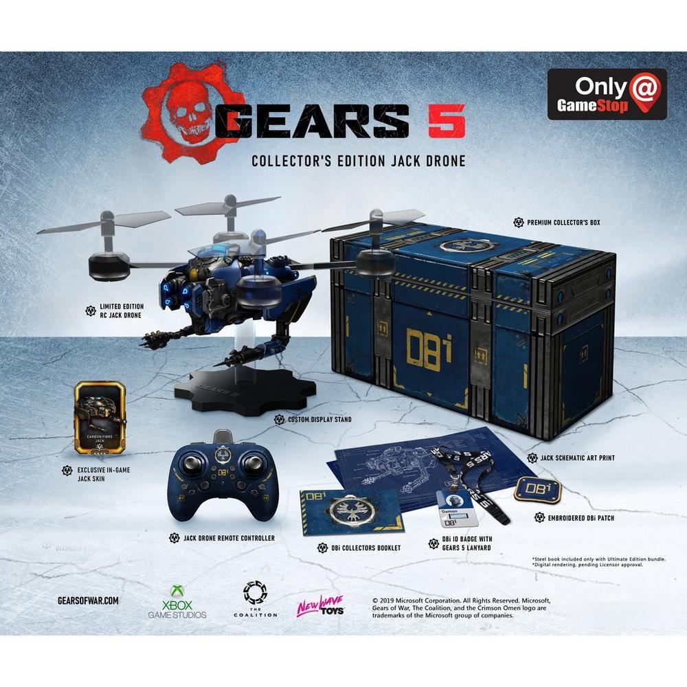 Gears 5 Jack Drone