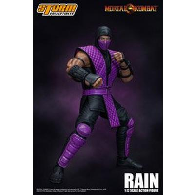 Mortal Kombat Rain Action Figure Fall Convention 2018 Exclusive