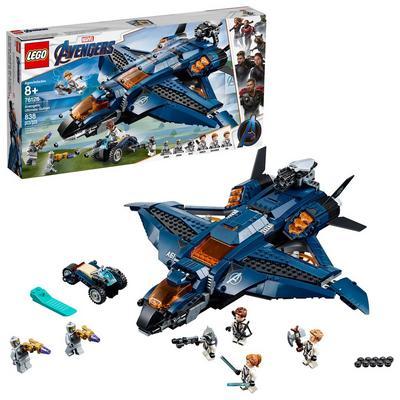LEGO Super Heroes Avengers Ultimate Quinjet