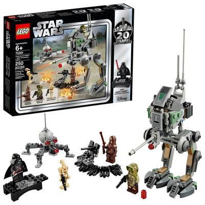 LEGO Star Wars Clone Scout Walker 20th Anniversary Edition 75261