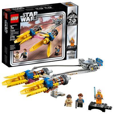 LEGO Star Wars Anakin's Podracer 20th Anniversary Edition 75258