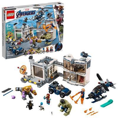 LEGO Marvel Avengers Compound Battle 76131