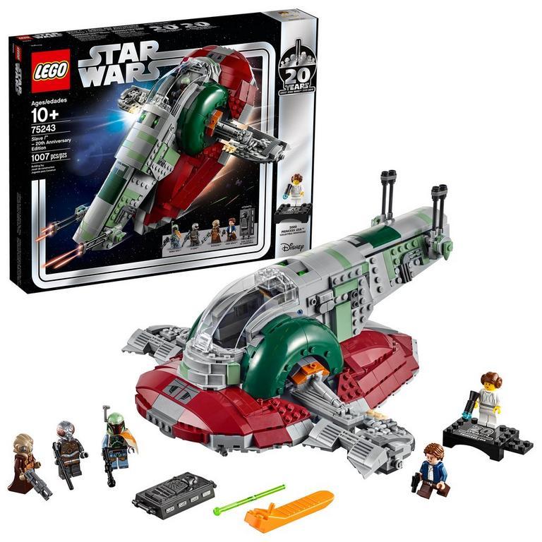 LEGO Star Wars Slave l - 20th Anniversary Edition