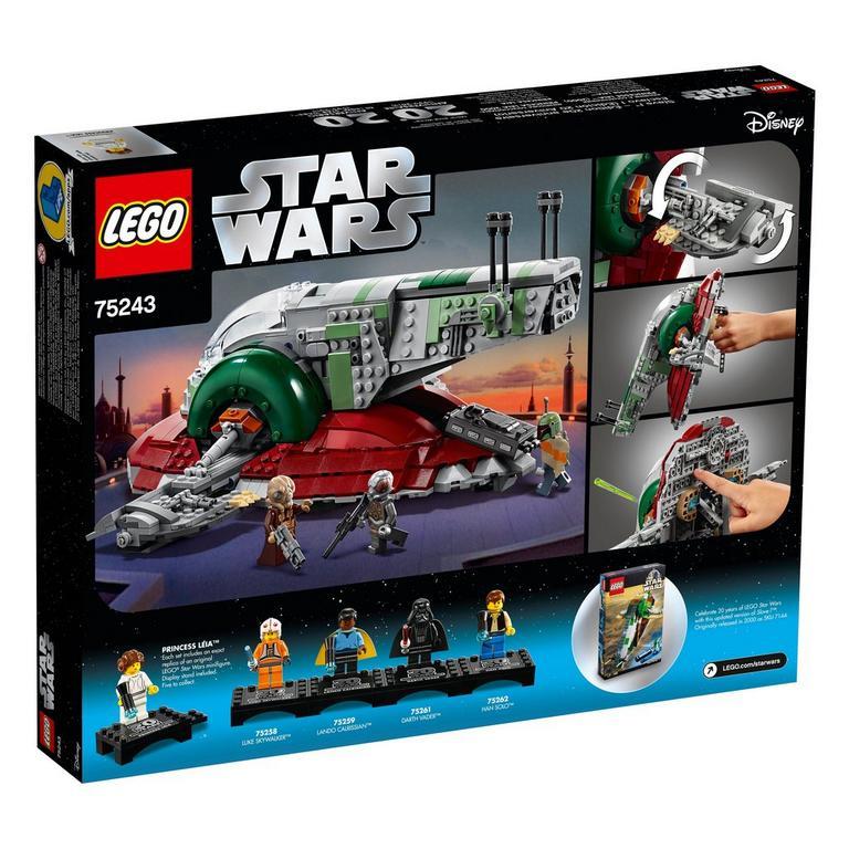 LEIA SLAVE EDITION Star Wars Minifigure CUSTOM Mini figure STAR WARS Figure