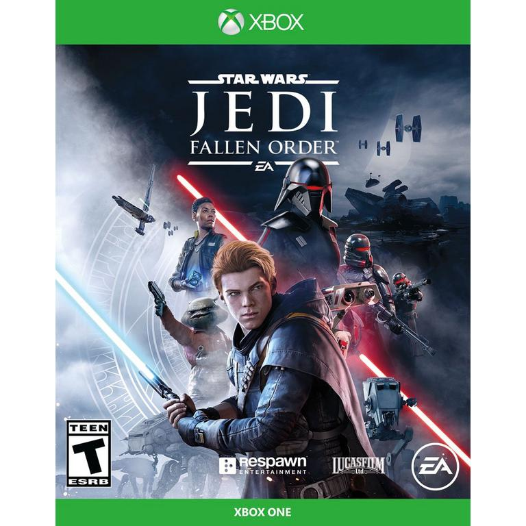 Electronic Arts Star Wars Jedi: Fallen Order Xbox One Available At GameStop Now!