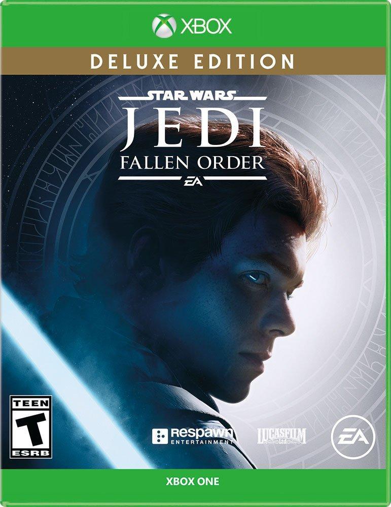Star Wars Jedi Fallen Order Deluxe Edition Xbox One Gamestop