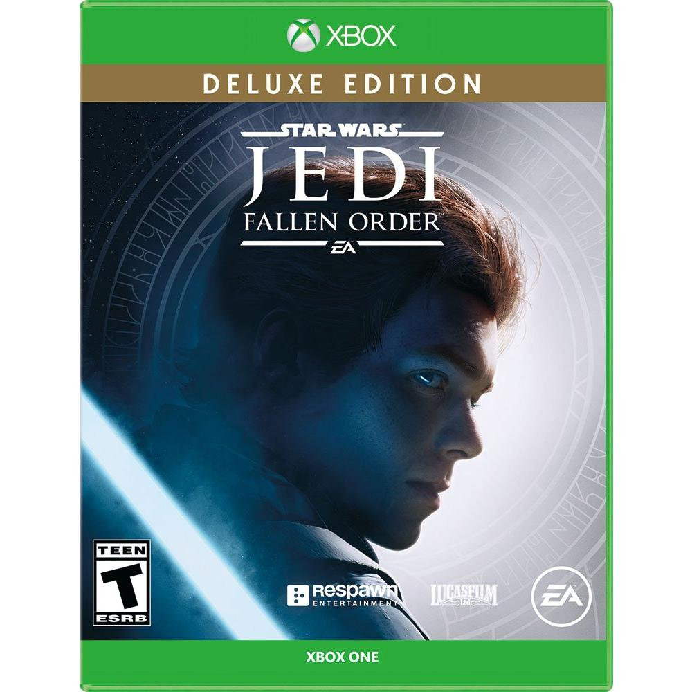 Star Wars Jedi Fallen Order Deluxe Edition Xbox One Gamestop