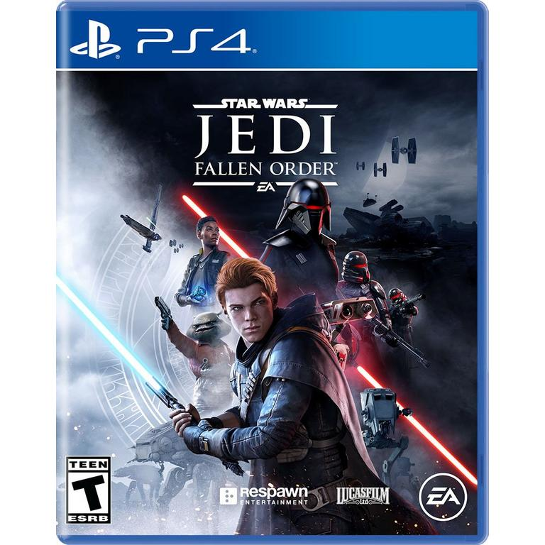 Electronic Arts Star Wars Jedi: Fallen Order PS4 Available At GameStop Now!