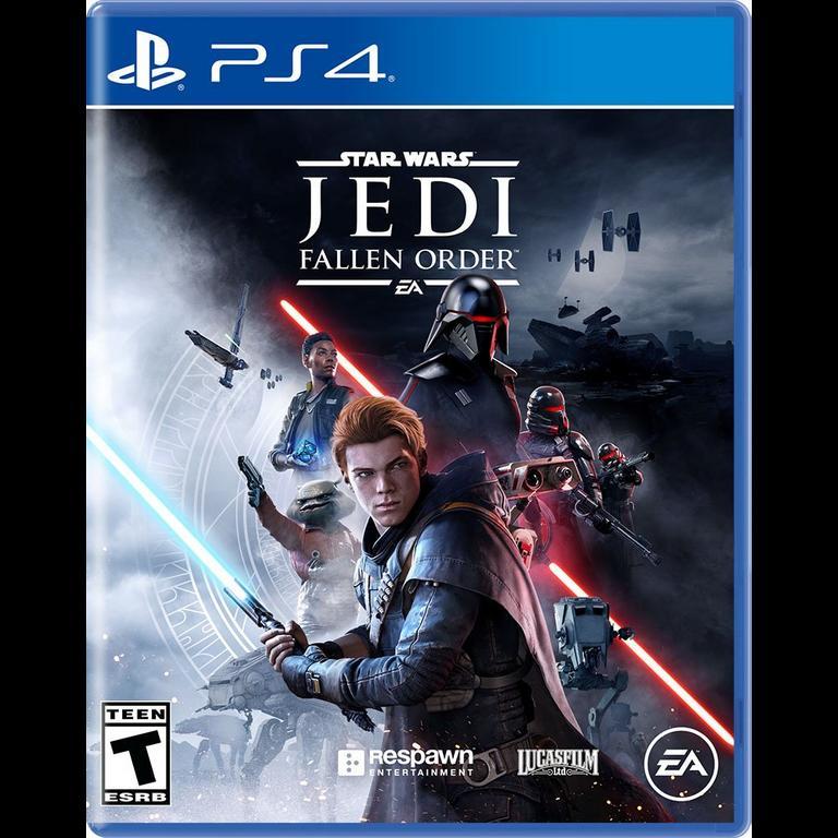 Star Wars Jedi Fallen Order Playstation 4 Gamestop