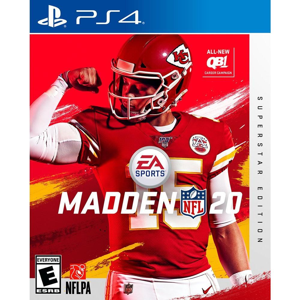 Madden NFL 20 Superstar Edition | PlayStation 4 | GameStop