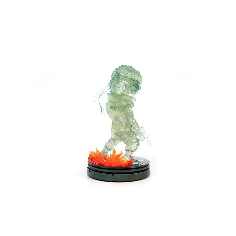 Metal Gear Solid Snake Stealth Camouflage Statue Only at GameStop