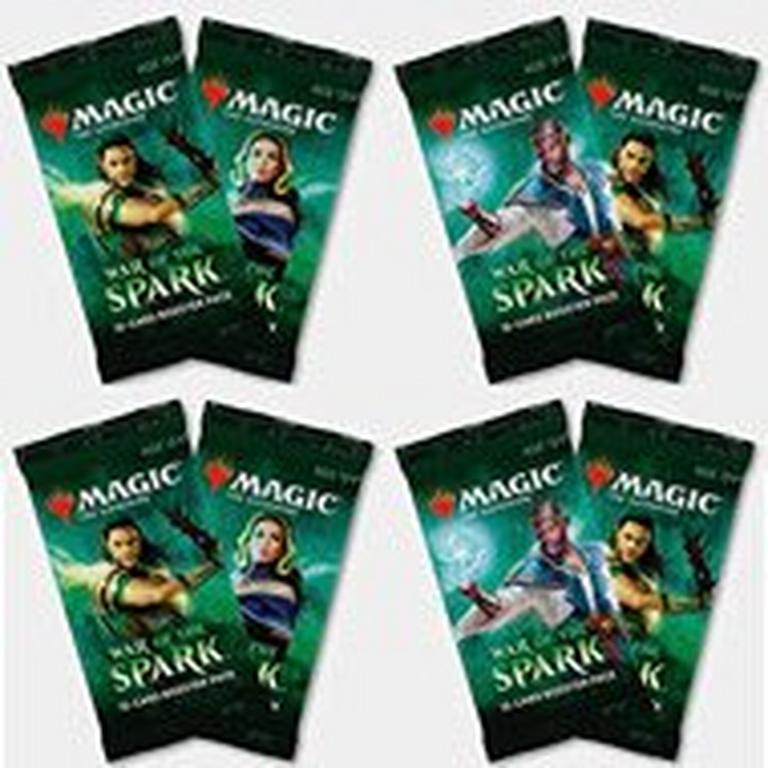 Magic The Gathering War of the Spark Booster PackMagic The Gathering War of the Spark Booster Pack