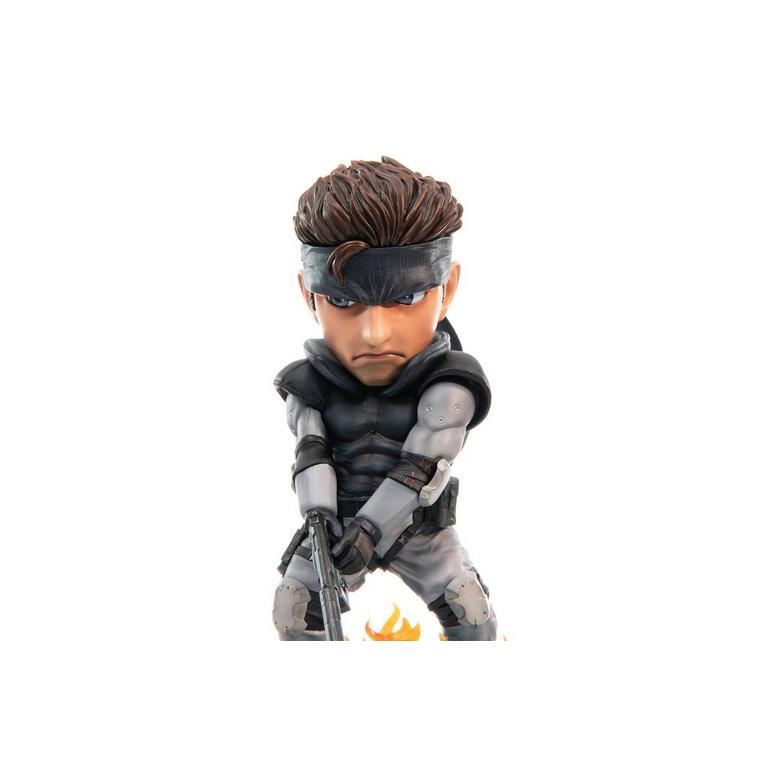 Metal Gear Solid Snake Statue