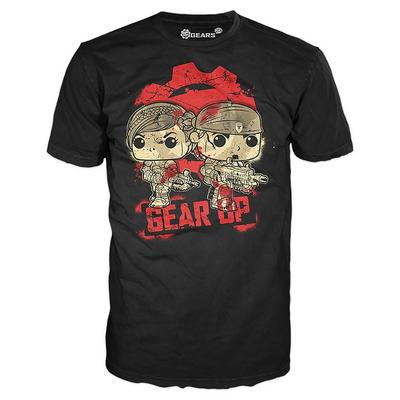 POP! Tee: Gears 5 Gear Up E3 2019 Limited Edition Only at GameStop