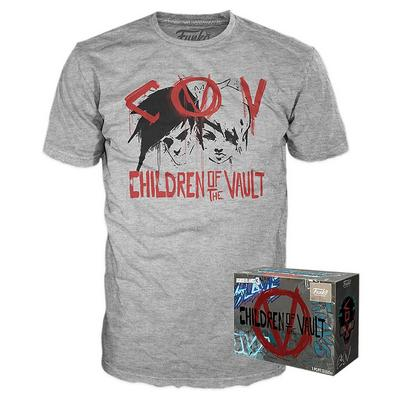 POP! Tee: Borderlands Children of the Vault E3 2019 Limited Edition Only at GameStop