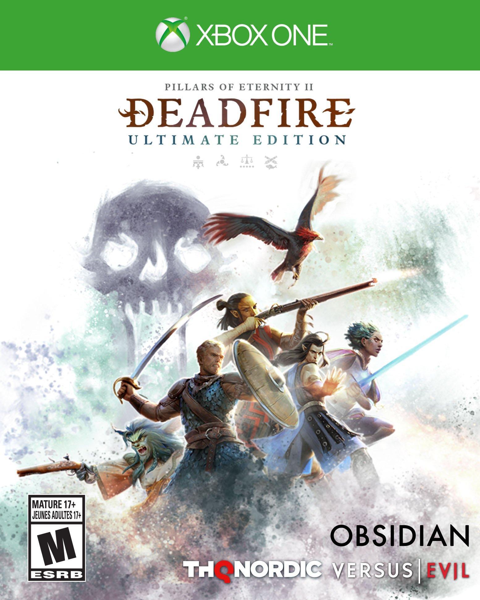 Pillars of Eternity II: Deadfire | Xbox One | GameStop