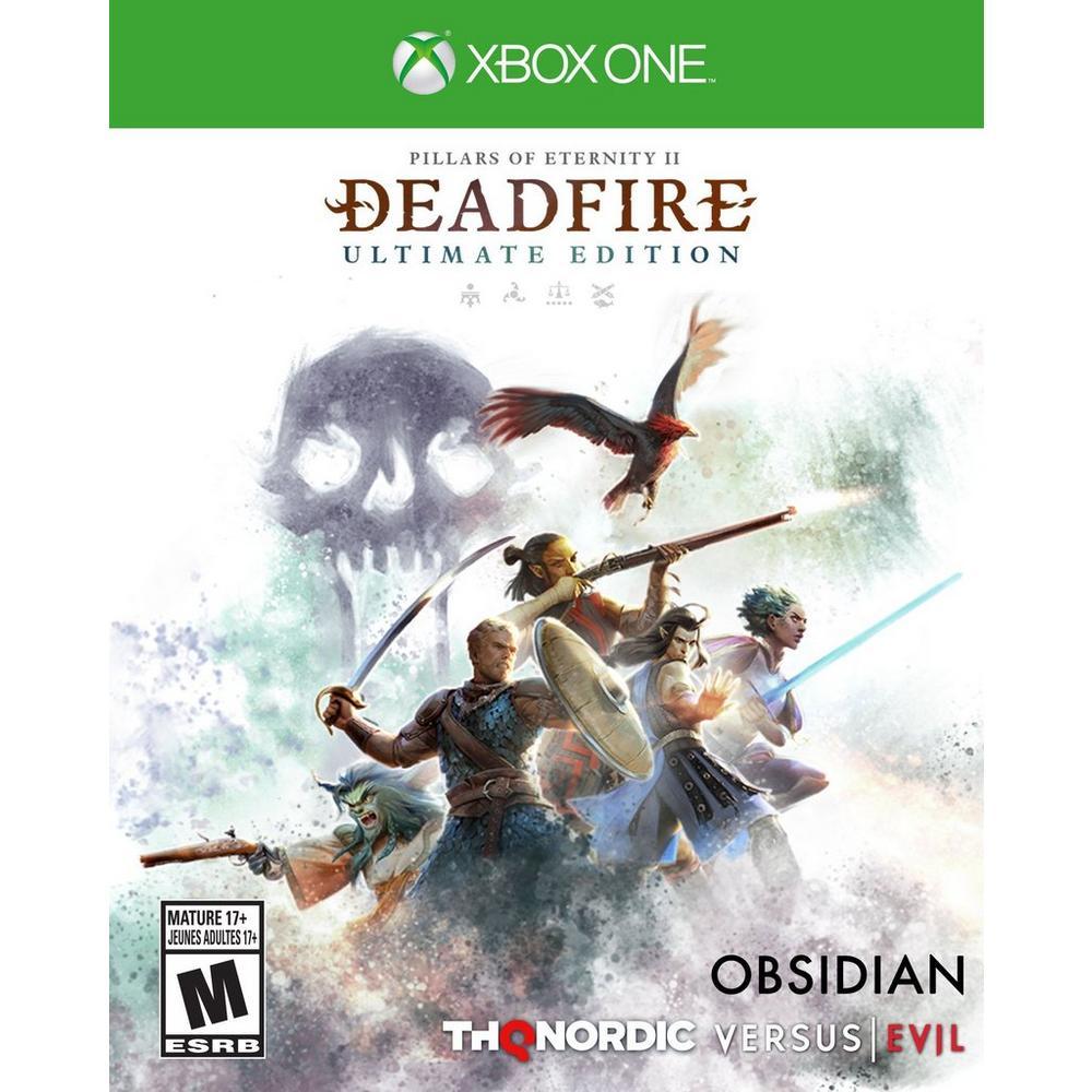 Pillars of Eternity II: Deadfire   GameStop