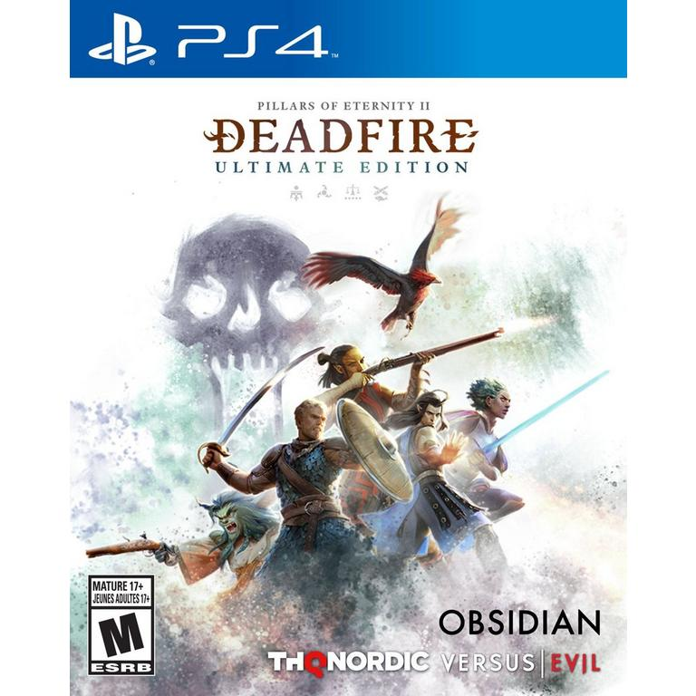 THQ Nordic Pillars of Eternity II: Deadfire Ultimate Edition PS4 Available At GameStop Now!