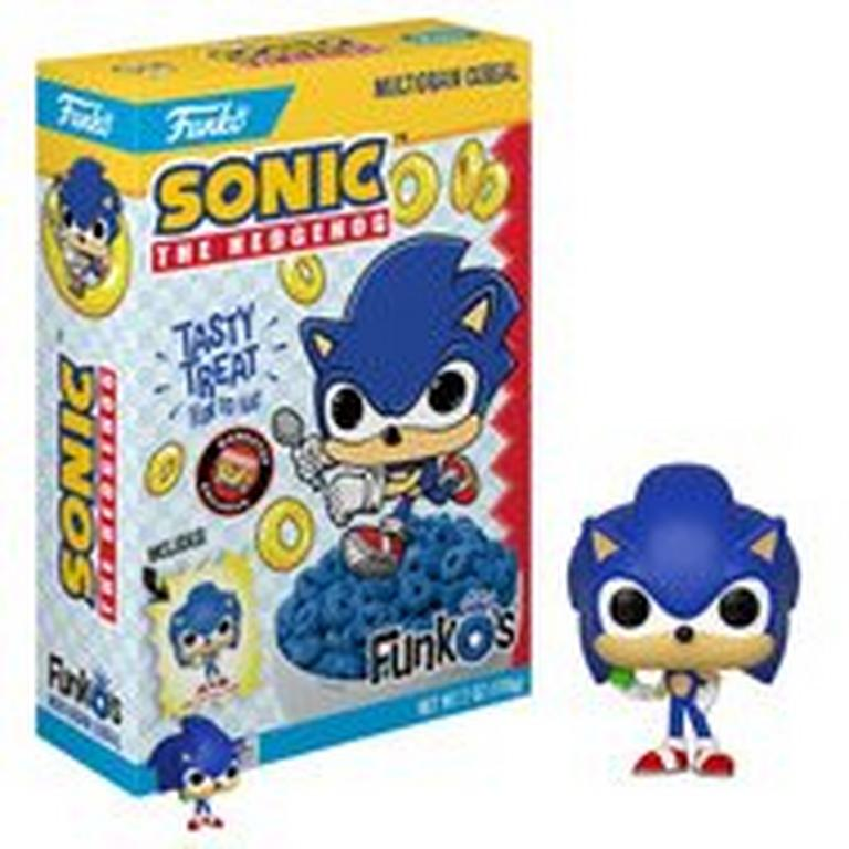 POP! Cereal: Sonic the Hedgehog Only at GameStop