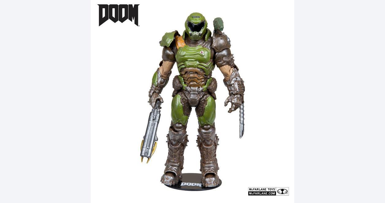 Doom Slayer Action Figure