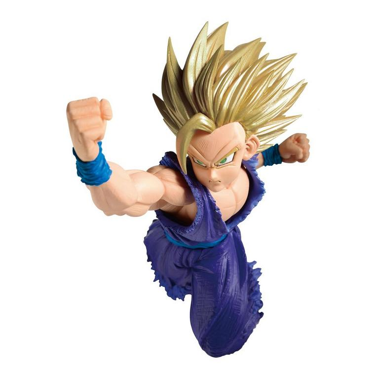GOLD HAIR SPECIAL STATUE ~ Blood of Saiyans Dragonball Z ~ SUPER SAIYAN GOKU