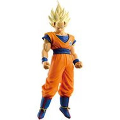 Dragon Ball Z Super Saiyan Goku Statue Only at GameStop