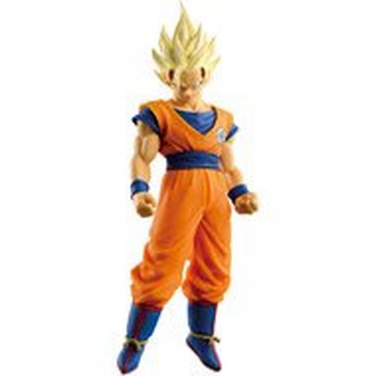 Dragon Ball Z Super Saiyan Goku Statue Only at GameStop