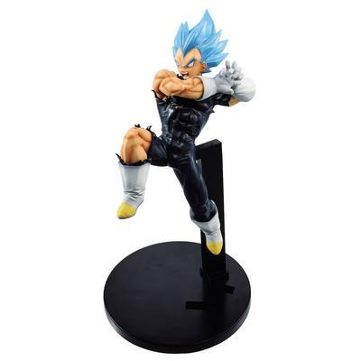Dragon Ball Super Super Saiyan God Super Saiyan Vegeta Tag Fighters Statue
