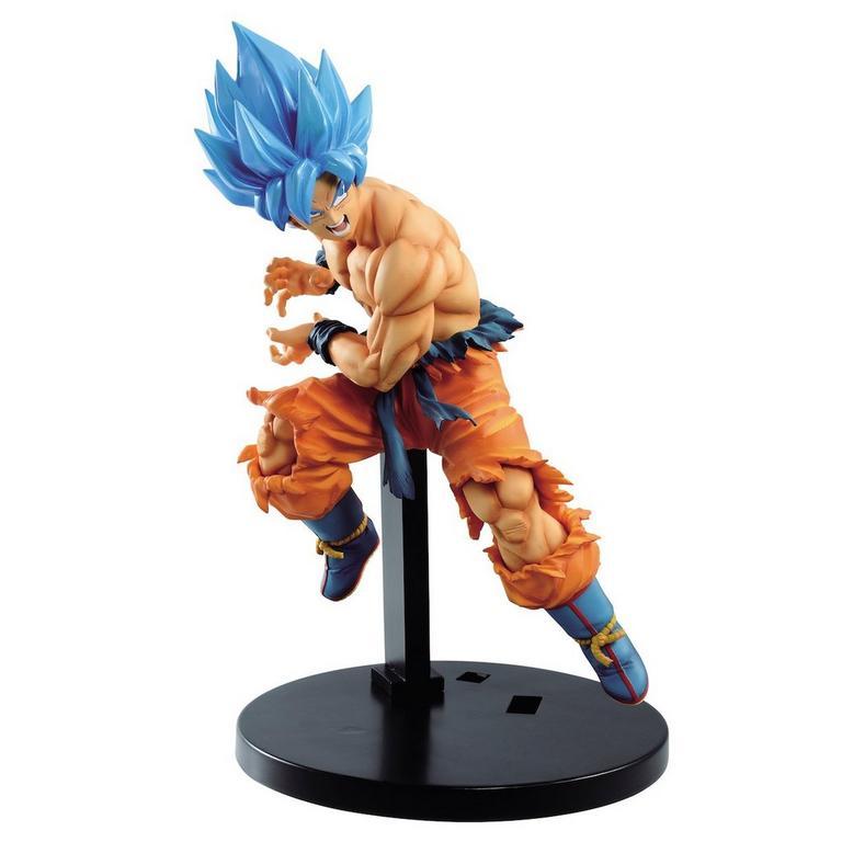 Dragon Ball Super Tag Fighters Super Saiyan God Super Saiyan Son Goku Statue