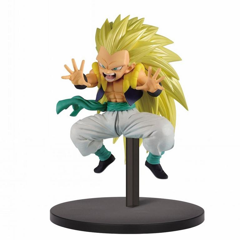 Dragon Ball Super Super Saiyan 3 Gotenks Volume 2 Chosenshiretsuden Figure