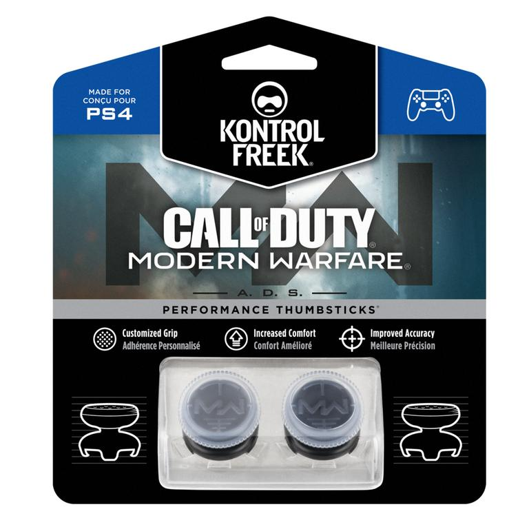 Call of Duty: Modern Warfare A.D.S. Performance Thumbsticks for PlayStation 4