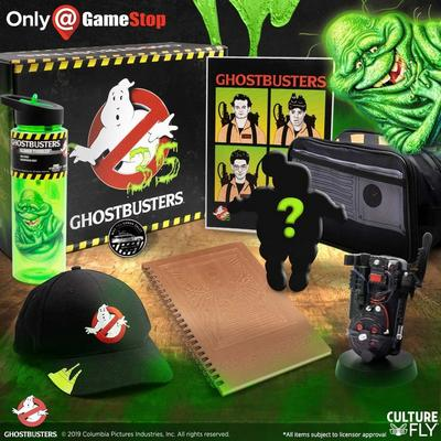 Ghostbusters Collector's Box Only at GameStop