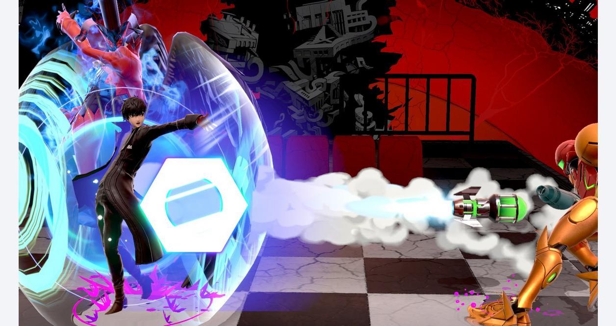 Super Smash Bros. Ultimate Challenger Pack 1