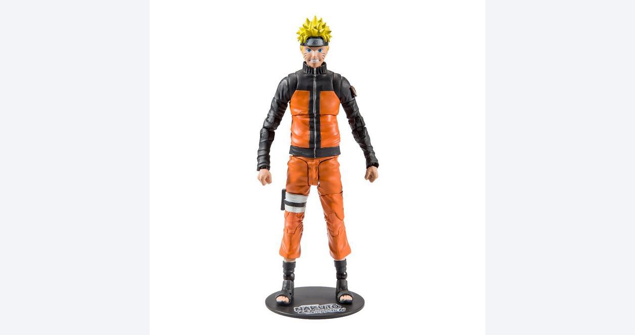 Naruto Shippuden Naruto Uzumaki Action Figure