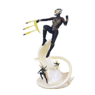 Marvel Milestones Ant-Man and Wasp Statue
